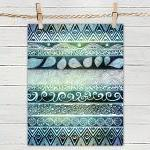 Poster Print 8x10 - Dreamy Tribal P..