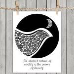 Bird In Disguise Nature Quote - Pos..