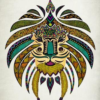 Emperor Tribal Lion